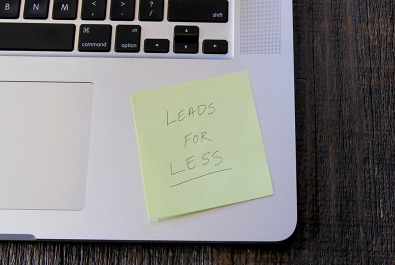 leads for less