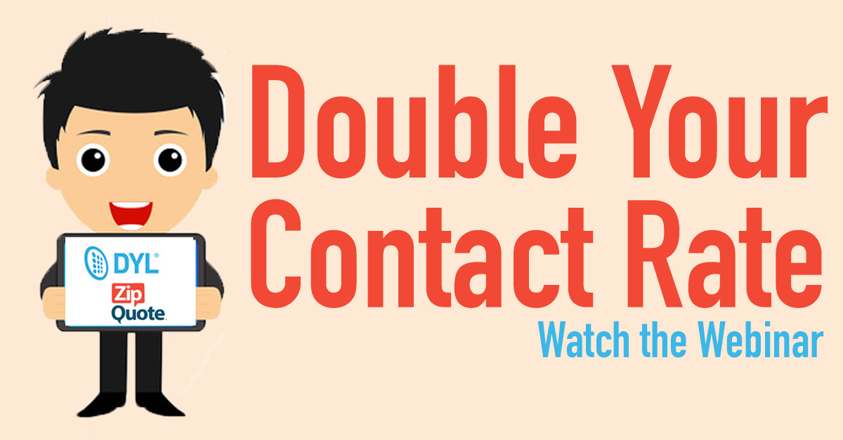 Double Contact Rate Webinar