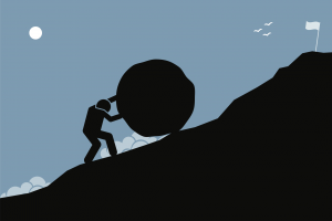 persist for success