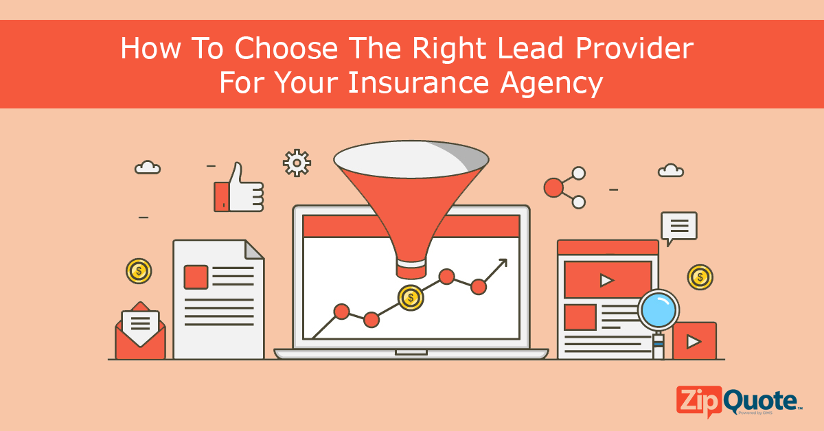 how to choose the right lead provider