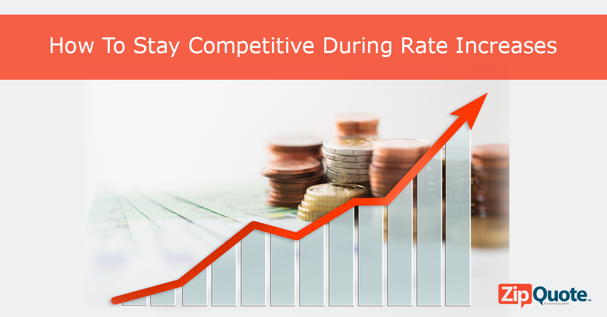 stay competitive during rate increases